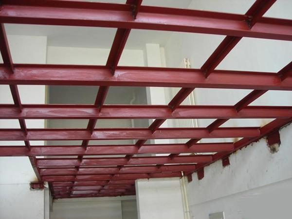 钢结构隔ceng