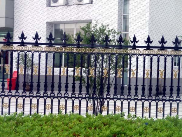 吉lin市铁艺围栏