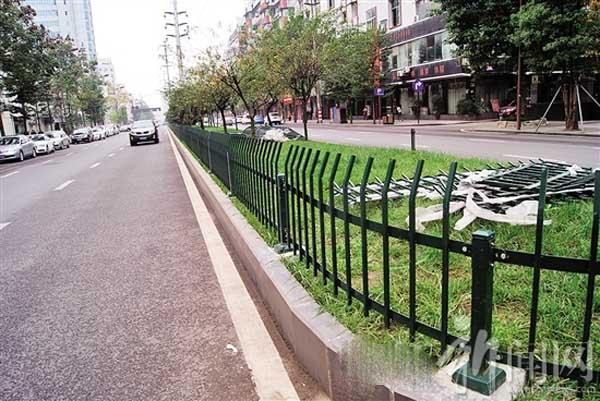 吉lin市铁艺hu栏