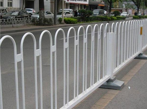 fang圆铁艺护栏