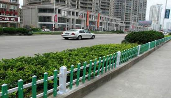 绿化带镀锌护栏