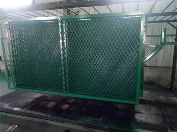 型钢护栏网