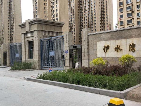 新疆伊shuiwan住宅小区栏杆、jiuzhou现金网zhi